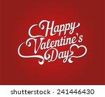 Valentines Day Card  Vintage...