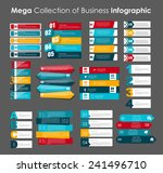 infographic templates for... | Shutterstock .eps vector #241496710