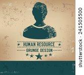 human resource design on old...
