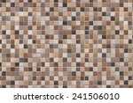 Brown Tiling Texture