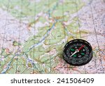 The Magnetic Compass Is Locate...