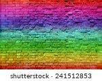 Concept Or Conceptual Colorful...