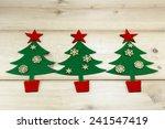 golden stars and christmas... | Shutterstock . vector #241547419