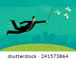 getting more time | Shutterstock .eps vector #241573864