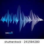 vector equalizer  colorful... | Shutterstock .eps vector #241584280