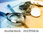 business accounting  | Shutterstock . vector #241593616