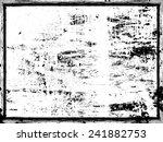 splatter paint texture .... | Shutterstock .eps vector #241882753