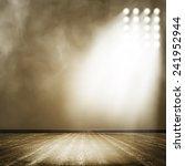 background in show. vector... | Shutterstock .eps vector #241952944