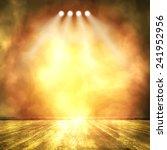 background in show. vector... | Shutterstock .eps vector #241952956