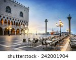 Saint Mark Square With San...