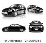contemporary shiny luxury... | Shutterstock . vector #242004358