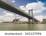 Williamsburg Bridge  New York...