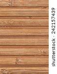 bamboo place mat grunge texture ... | Shutterstock . vector #242157439