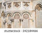 Pisa  Tuscany. Detail Of...