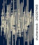 abstract vector background.... | Shutterstock .eps vector #242207443