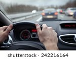 speed control and security... | Shutterstock . vector #242216164