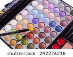 Open Eye Shadow Compact With A...