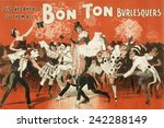 Bon Ton Burlesquers  \'365 Days...