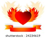 collection of greeting cards... | Shutterstock .eps vector #24234619