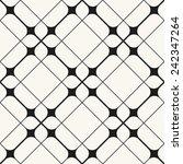 vector seamless pattern. modern ... | Shutterstock .eps vector #242347264