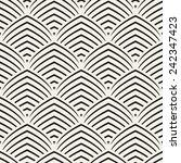 seamless pattern. stylish... | Shutterstock .eps vector #242347423