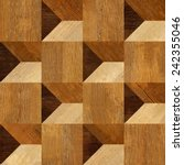 Abstract Paneling Pattern   3d...
