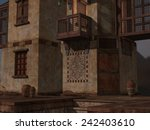 fantasy background | Shutterstock . vector #242403610