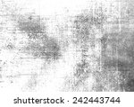 dark grunge textured wall... | Shutterstock . vector #242443744