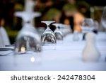 table setting | Shutterstock . vector #242478304