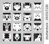 Animal Icon   Geometry Animal ...