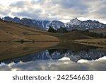 Rhino Horn Peak In The...