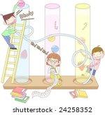 starting school | Shutterstock .eps vector #24258352