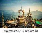 Pha Sorn Kaew Temple  Thailand