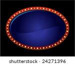 oval neon | Shutterstock .eps vector #24271396