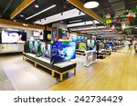 bangkok   january 2  lcds... | Shutterstock . vector #242734429