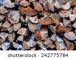 texture  background. front plan ...   Shutterstock . vector #242775784