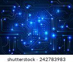 Vector. Digital Technologies...