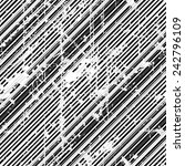vector seamless pattern .  | Shutterstock .eps vector #242796109