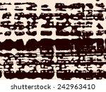 abstract vector background.... | Shutterstock .eps vector #242963410