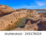 thailand grand canyon   sam... | Shutterstock . vector #243178324