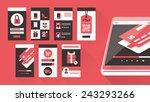 user interface shopping set for ...