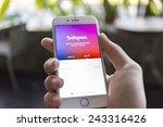 chiang mai  thailand   january... | Shutterstock . vector #243316426