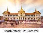 Grand Palace Bangkok  Thailand.