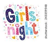 Girls Night