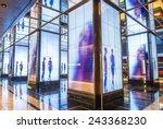 las vegas   dec 17   the... | Shutterstock . vector #243368230