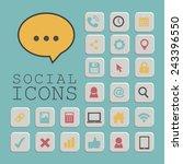 social media internet online...