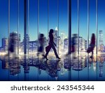 shopping purchase retail... | Shutterstock . vector #243545344