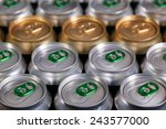 pattern from much of drinking...   Shutterstock . vector #243577000