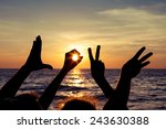 Love  Sign Language At The...