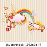 vector illustration of retro... | Shutterstock .eps vector #24363649